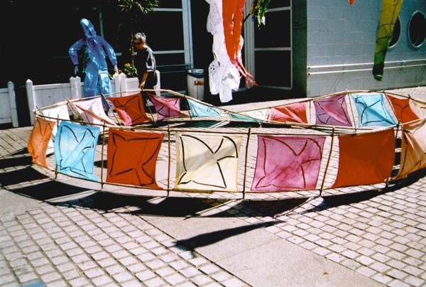 2004 pascale dieleman artiste plasticienne - Sculpture exterieure metal ...
